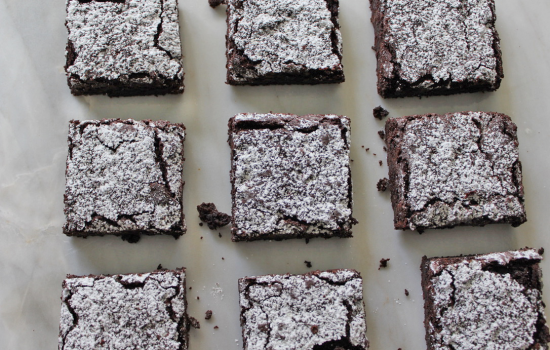 Chocolate Lovers' Brownies